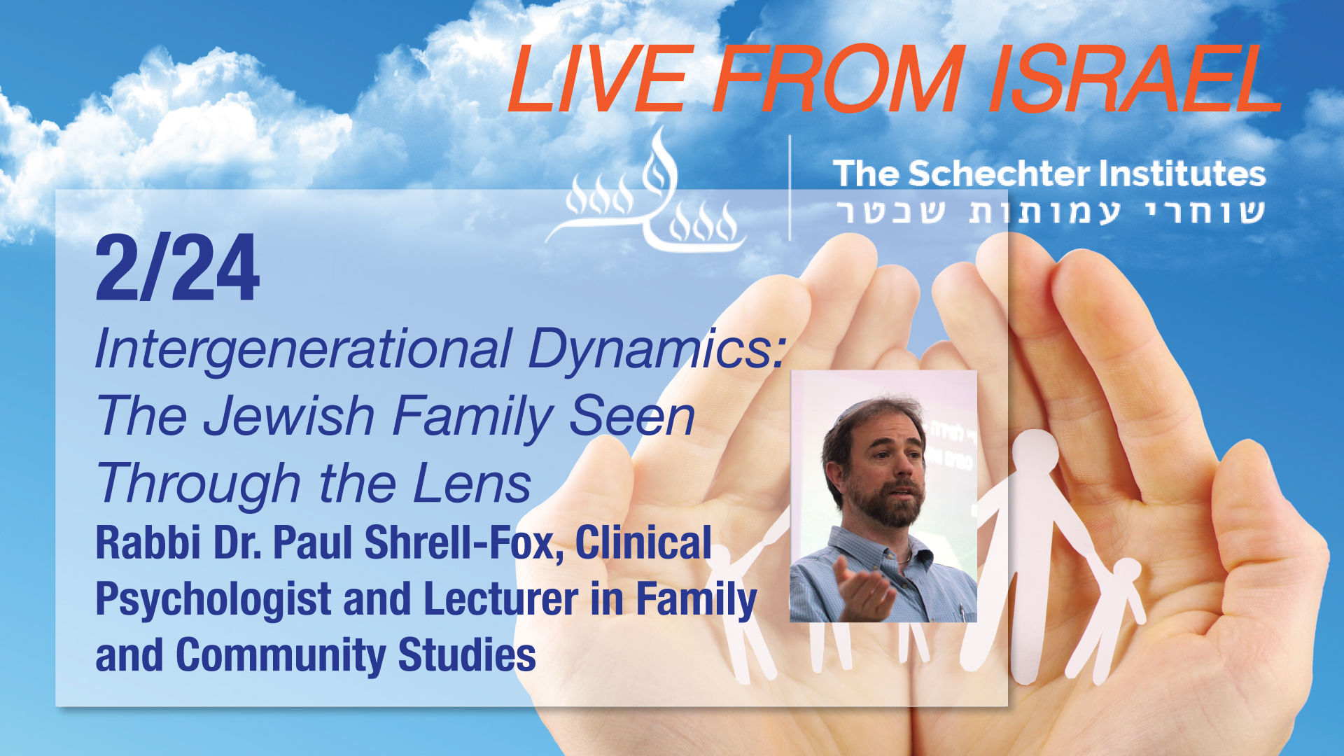 Schechter Lecture Series (4 of 4)