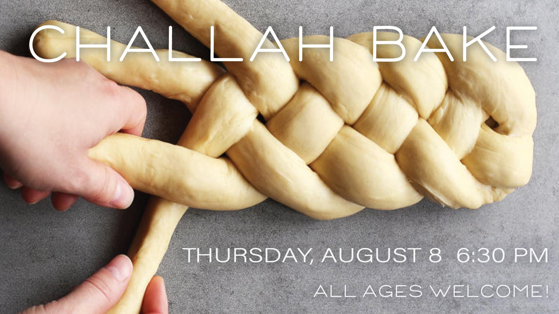Challah Bake
