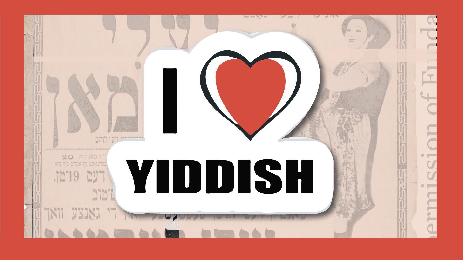 Yiddish Class