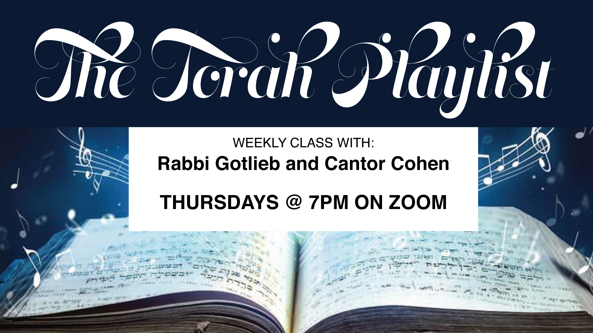 The Torah Playlist